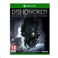 Игра Dishonored Definitive Edition (Xbox One, русские субтитры) 5055856407102