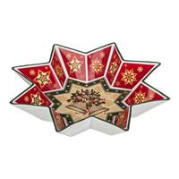 салатник Lefard 586-126 салатник  christmas collection  диаметр=32 см