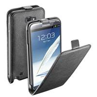 Чехол для телефона Cellularline FLAPESSENNOTE2BK.(17286)Чехол с крышкой(flap)для Samsung Galaxy Note 2,черн