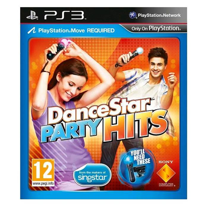 Dancestar party - screenshots