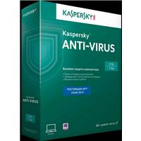П.О. Kaspersky Anti-Virus 2014 Rus. (2ПК 1год) Base Box (DRSFKL1154RBBFS)