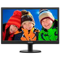 Монитор Philips 203V5LSB2/62(10) Black