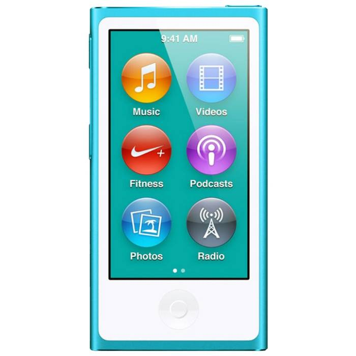 MP3-плеер Apple iPod nano 16GB Space Grey (ME971RU/A)