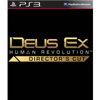 Игра Deus Ex: Human Revolution Director s Cut (PS3, английская версия) 5021290058187