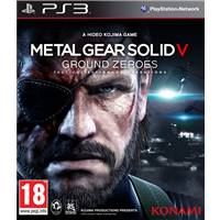 Игра  Metal Gear Solid V: Ground Zeroes  PS3, русские субтитры 4012927056820