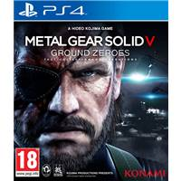 Игра  Metal Gear Solid V: Ground Zeroes  PS4, русские субтитры 4012927100080