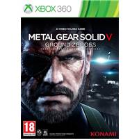 Игра  Metal Gear Solid V: Ground Zeroes  Xbox 360, русские субтитры 4012927038932