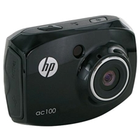 Экшн-камера HP ac100d ACTION CAM Silver