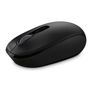 Мышь MicroSoft Wireless Mobile Mouse 1850 Win7/8 Black (UQU7Z00004)