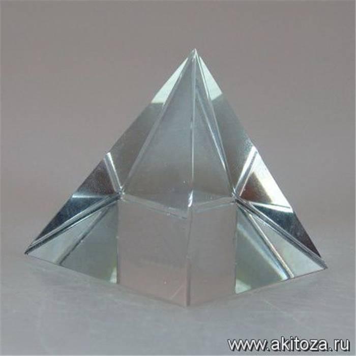 Сувенир Пирамида 6,5 см (стекло) 17418 в городе Ростов-на-Дону, цена, отзывы, фотографии - Poisk Home