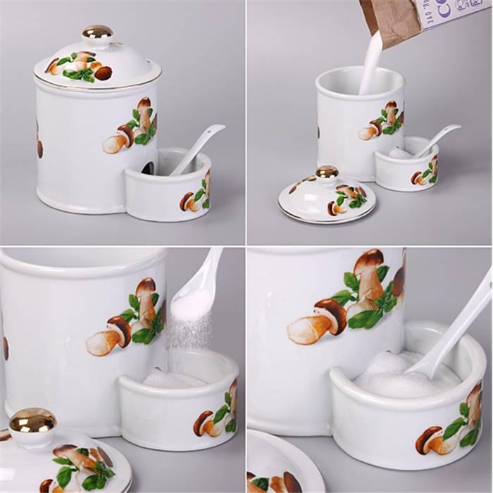 Сервировочная посуда в подарок