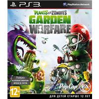 Игра Plants vs. Zombies Garden Warfare  PS3, русская документация 5030940112346