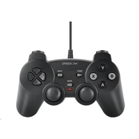 Джойстик Speedlink STRIKE FX Gamepad USB Black (SL-6537-BK)