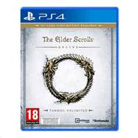 Игра Elder Scrolls Online: Tamriel Unlimited PS4, английская версия 93155149380