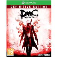 Игра DmC Devil May Cry. Definitive Edition Xbox One, русские субтитры 5055060940617