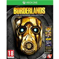Игра Borderlands: The Handsome Collection Xbox One, русская документация 5026555296724