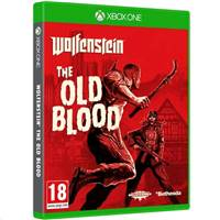 Игра Wolfenstein: The Old Blood Xbox One, русские субтитры 5055856406051
