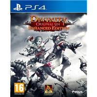 Игра Divinity. Original Sin: Enhanced Edition PS4, русские субтитры 3512899114814