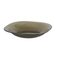 """Тарелка Luminarc """"Carine Noir"""" (Н0395) (Черная, суповая, 21 см., (П))"""