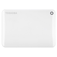 Внешний жесткий диск Toshiba Canvio CONNECT ll(2.5 ,500Gb,USB 3.0) White(HDTC805EW3AA)