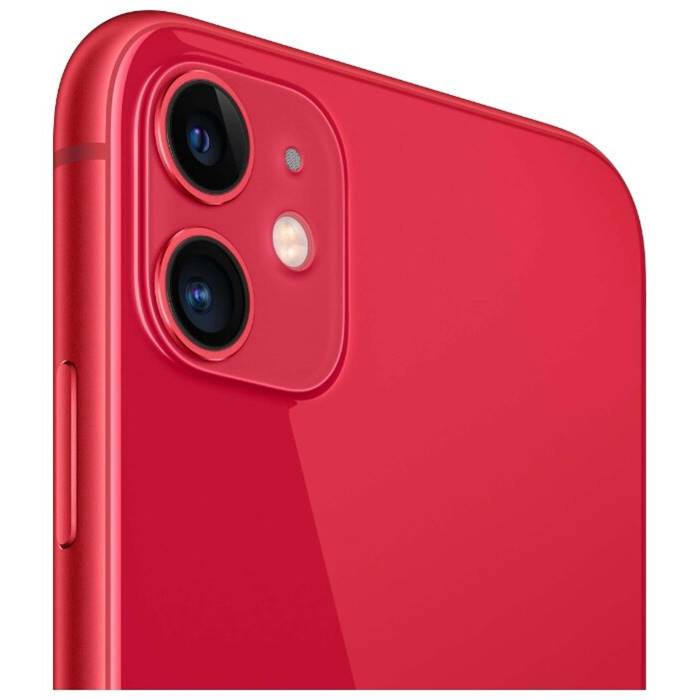 Смартфон Apple iPhone 11 64GB (PRODUCT)RED(MWLV2RU/A)