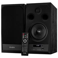 Колонки Sven MC-20 black 2*45Wt/FM/USB/DU/Bluetooth УЦЕНЕННЫЙ